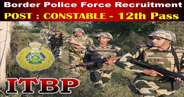 Border Police Recruitment