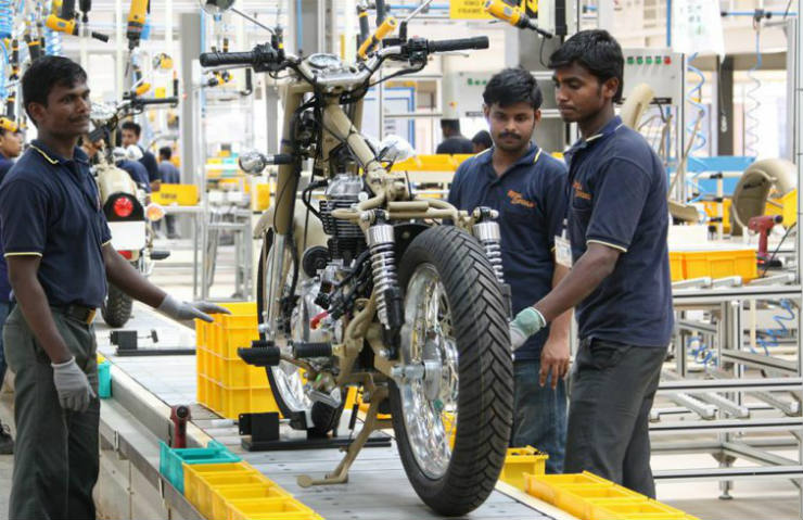 Royal Enfield Recruitment 2019 Job Openings For Freshers