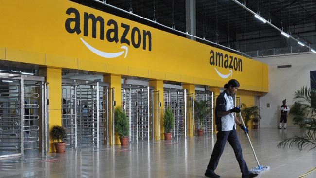 Amazon Off Campus Drive 2017