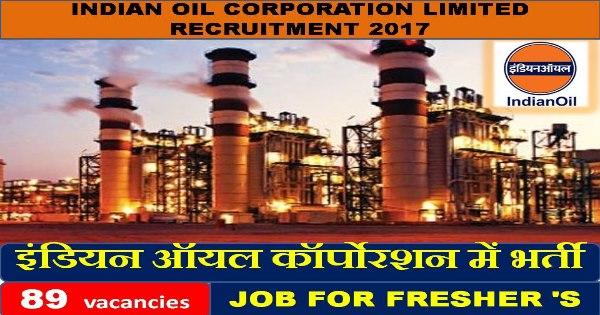 Indian Oil Job