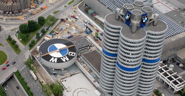 BMW Recruitment 2018