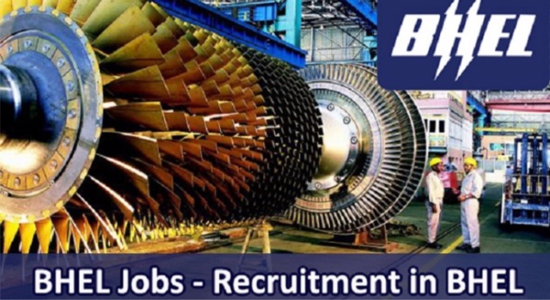 BHEL Recruitment 2019 – 750 Trade Apprentice Vacancies | 10th / ITI Pass Apply Now