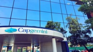 Capgemini Recruitment 2018
