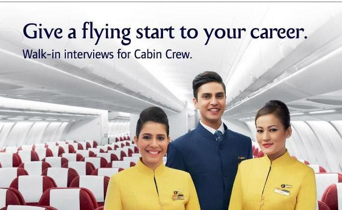Jet Airways Recruitment 2018-2019 Job Openings For Freshers