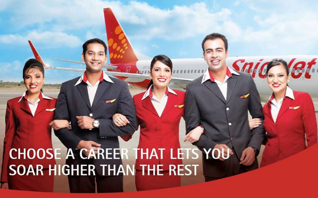 SpiceJet Recruitment 2018-2019