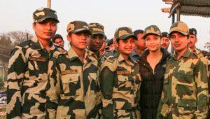 सीमा सुरक्षा बल भर्ती