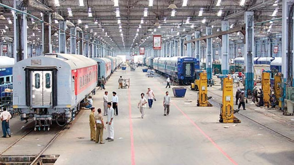 Railway Coach Factory RCF Recruitment 2018