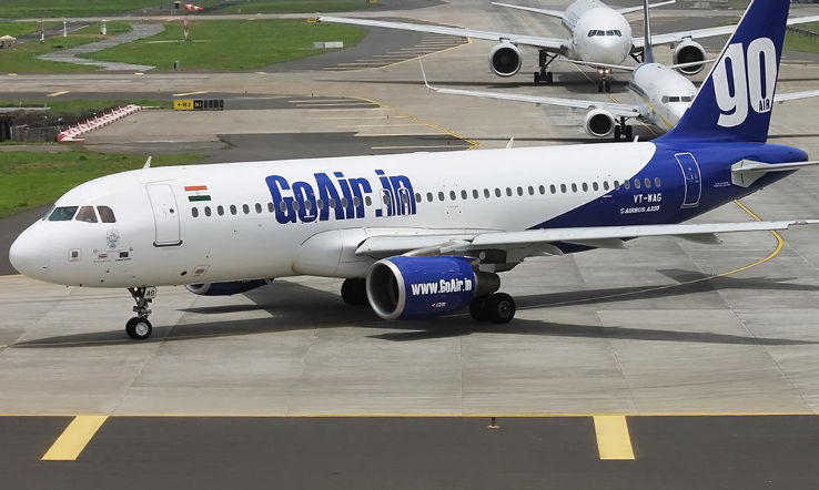 GoAir Airlines Recruitment 2018-2019