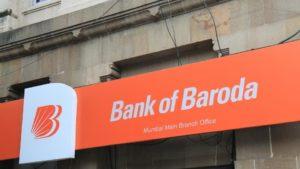 बैंक ऑफ बड़ौदा भर्ती