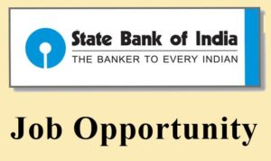 SBI Probationary Officer Recruitment 2018