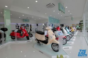 Vespa Scooter Careers