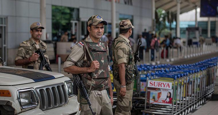 केंद्रीय सुरक्षा बलों में भर्ती