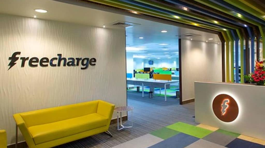 Freecharge Recruitment 2018