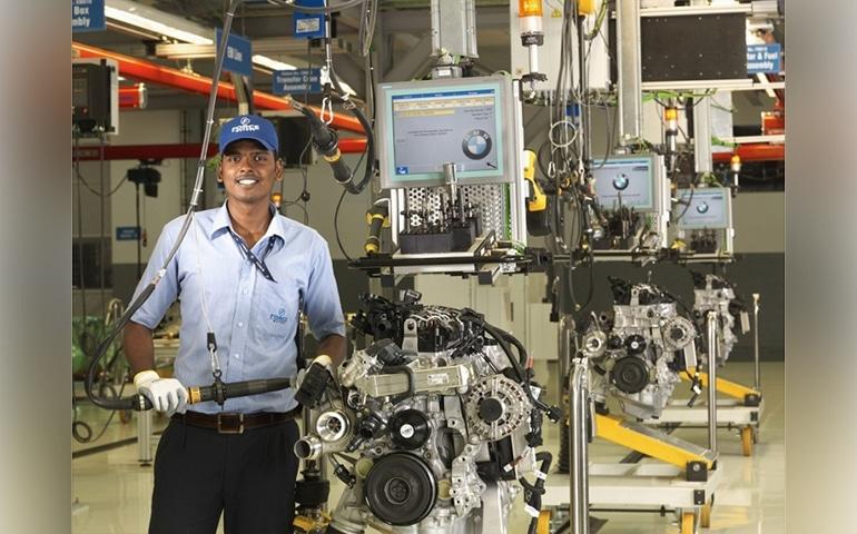 Force Motors Job
