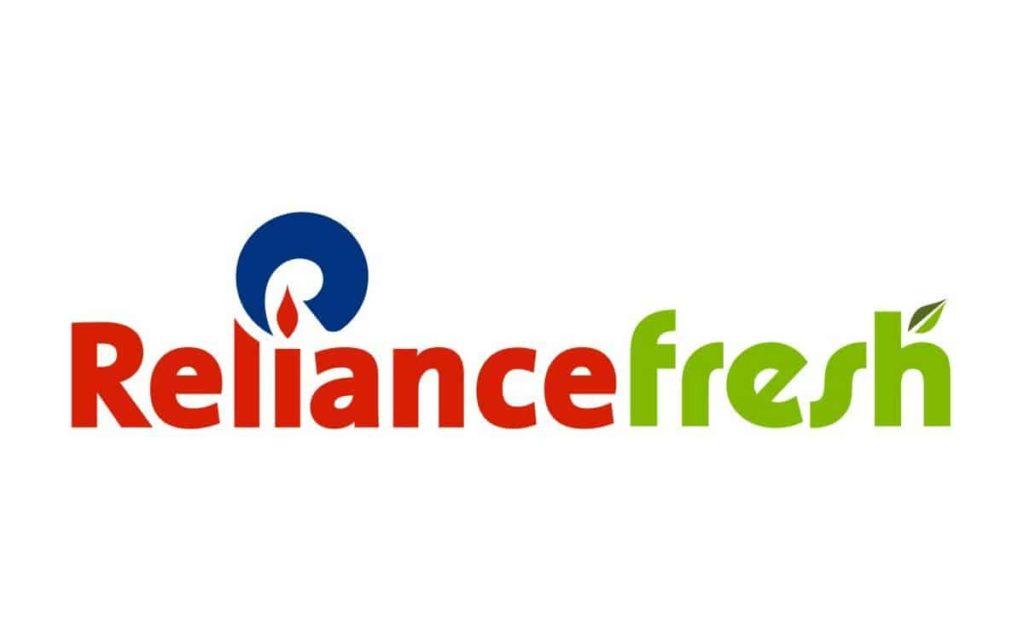 Reliance Fresh Recruitment 2018