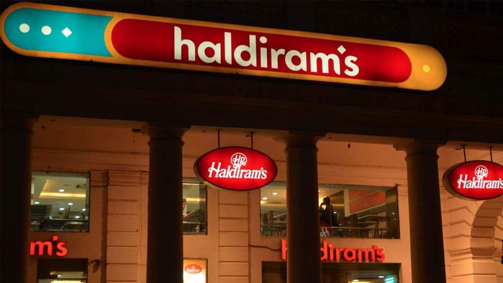 Haldiram's Recruitment 2018
