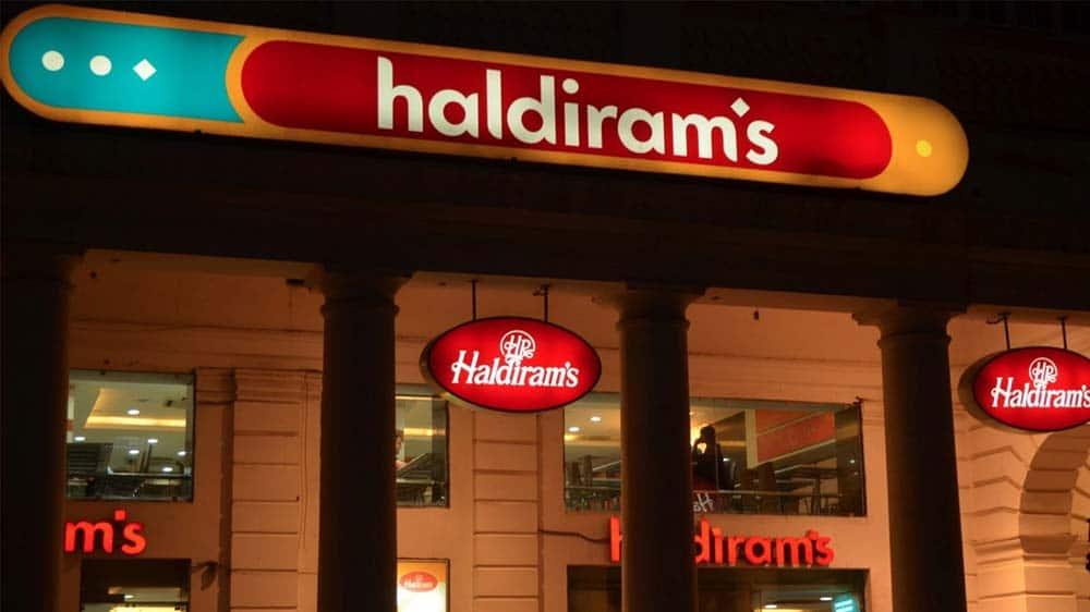 Haldiram's Recruitment 2018