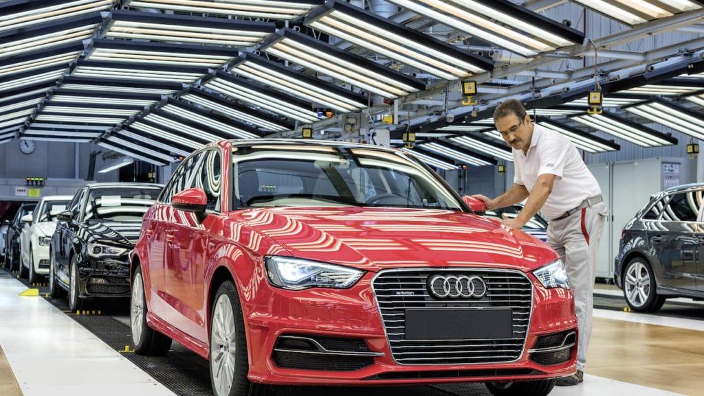 Audi Recruitment 2018