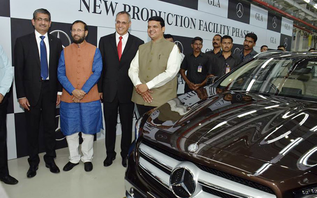 Mercedes-Benz Recruitment 2018
