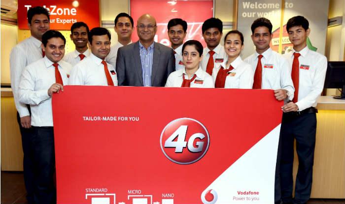 Vodafone Jobs For Freshers