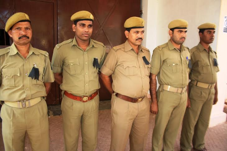 UP Jail Police Recruitment 2019