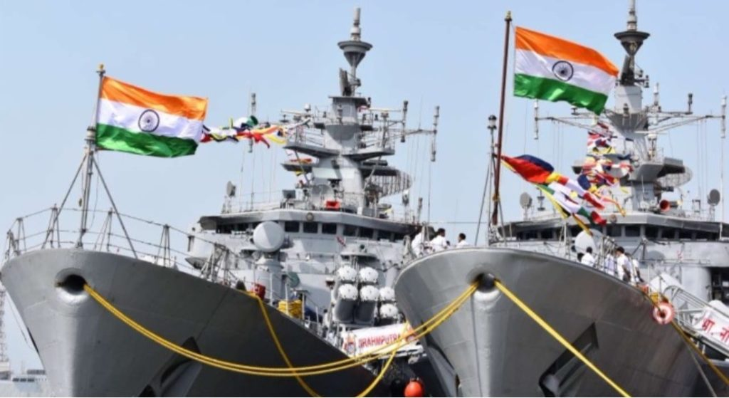 Indian Navy 2019