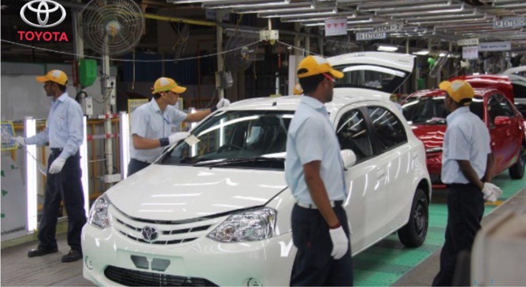 Toyota Careers India