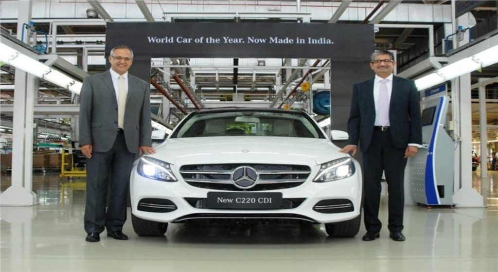 Mercedes Benz Careers India