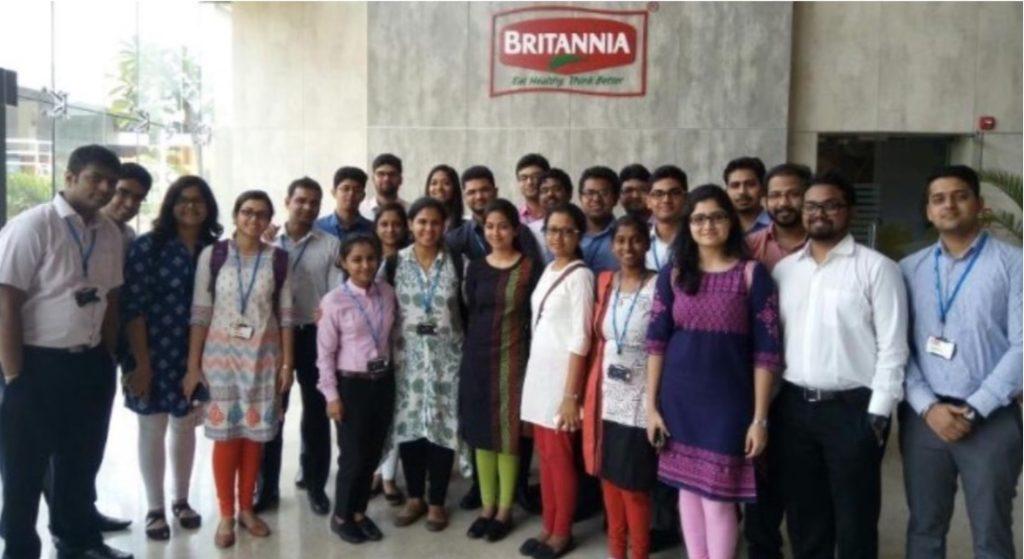 Britannia Industries Recruitment 2019