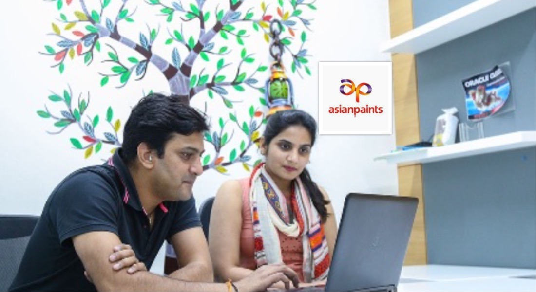 Asian Paints Recruitment 2019 | एशीयन पेंट्स महाभर्ती  - Apply Now