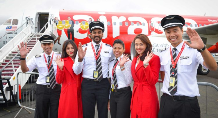 Air Asia Career 2019 | Air Asia Cabin Crew Jobs | एयर एशिया भर्ती